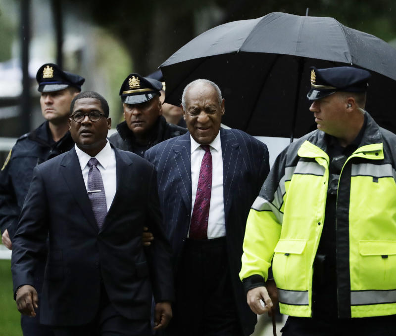 Bill Cosby imprisoned for up to 10 years in sexual assault case