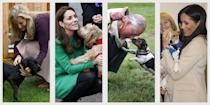 <p>As long as photography has been around, people have been taking dog pics—the royal family included. There are 150 years of royal-canine friendships caught on camera and we've rounded up the best of them, from Meghan Markle's visits to an animal welfare charity to the Queen Mother's lifelong passion for corgis.</p>
