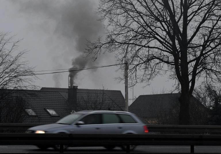 Millions of Poles heat their homes with often low-quality coal, which is the main source of air pollution ahead of cars and industry