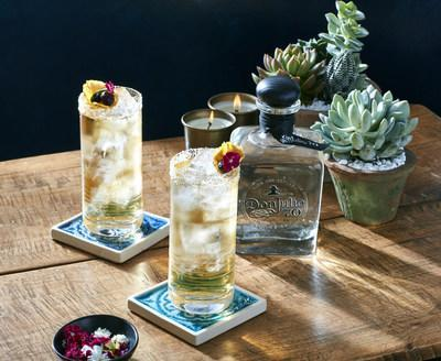 The Hollywood Highball Tequila Don Julio Governors Ball Cocktail Created by Charles Joly