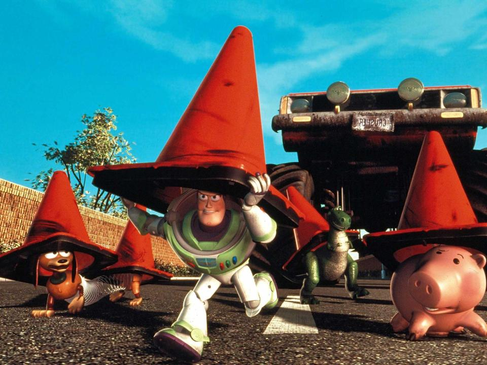 'Toy Story 2' has many perfect scenesRex Features
