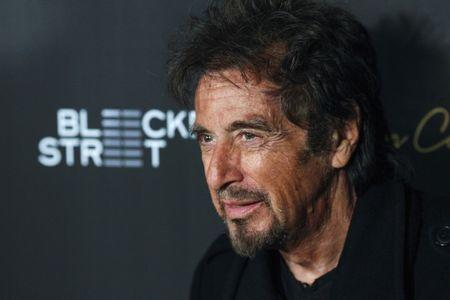 Actor Al Pacino attends the 'Danny Collins' premiere at AMC Lincoln Square Theater in New York