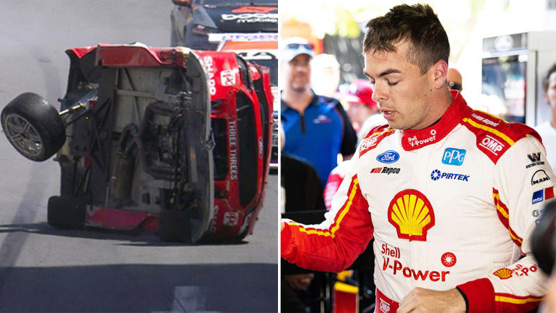 Scott McLaughlin has revealed the extent of his injuries following his crash on the weekend. (Images: Supercars/Getty Images)