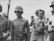 <p>The crooner became an Academy Award-winning actor in the early '50s, but his cinematic aspirations didn't stop there. Frank Sinatra took on a new challenge by not only starring in the 1965 war drama film, <em>None but the Brave</em>, but directing it as well. </p>