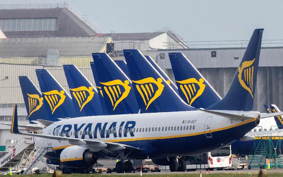 Ryanair has extended free flight changes in the face of increased restrictions