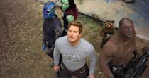 <p>Marvel's ragtag intergalactic hero squad returns for family reunion-style adventure in this amusing sequel from writer-director James Gunn, which involves the Guardians grappling with a variety of personal issues — including, crucially, Star Lord's (Chris Pratt) discovery that his dad, Ego (Kurt Russell), is a living, breathing planet. Even when short on narrative momentum, it provides a wealth of banter-heavy humor — as well as the year's most adorable do-gooder in Baby Groot. <em>— N.S. </em>(Photo: Everett Collection) </p>