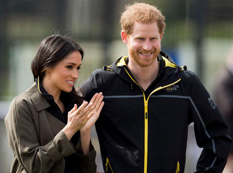 Prince Harry Let Slip His (Incredibly Normal) Nickname for Meghan Markle