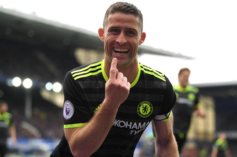 Gary Cahill: Chelsea's win over Everton was like a Cup final - 'It's a huge result'