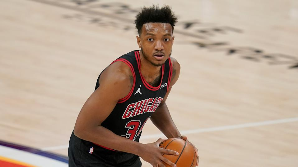 Chicago Bulls center Wendell Carter Jr.