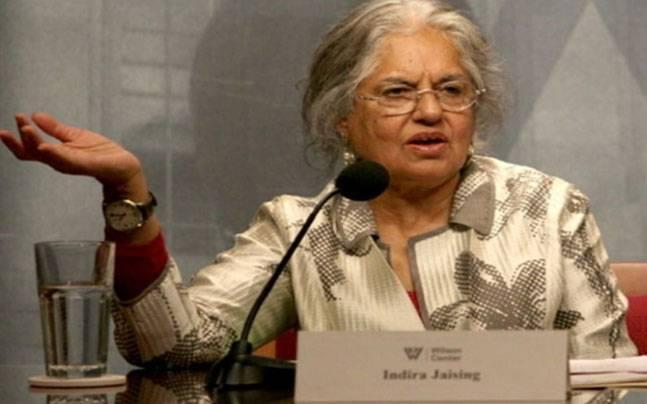 Noted human rights activist Indira Jaising moved the Supreme Court seeking monetary compensation of at least Rs 10 lakh for the10-year-old rape survivor who recently delivered a baby girl.<br />