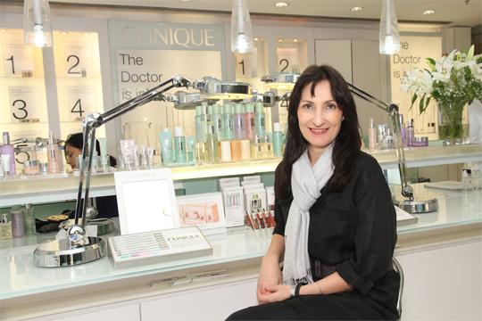 Dr. Emmanuelle Moirand works closely both with the dermatology community and con