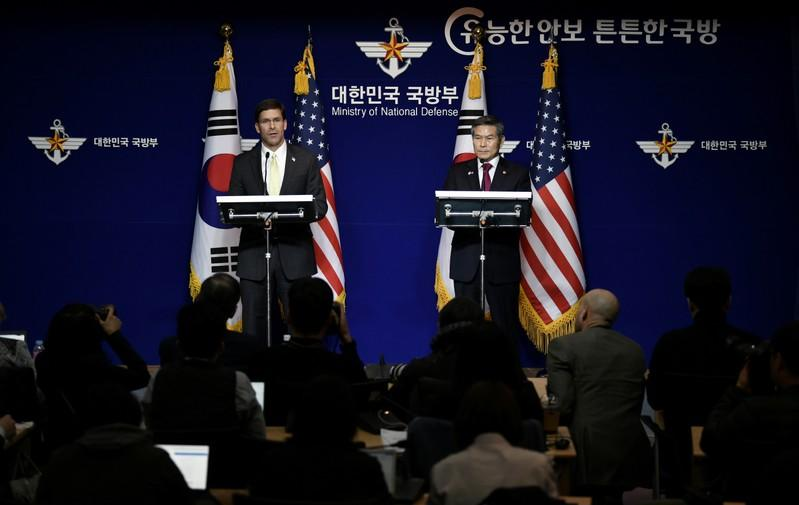 U.S., South Korea postpone military drills in bid to bolster North Korea peace effort