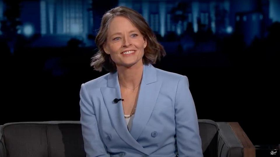 <p>Jodie Foster won the Cecil B. DeMille Award in 2013; before that, she'd been nominated for 10 Golden Globe Awards and won two.</p>