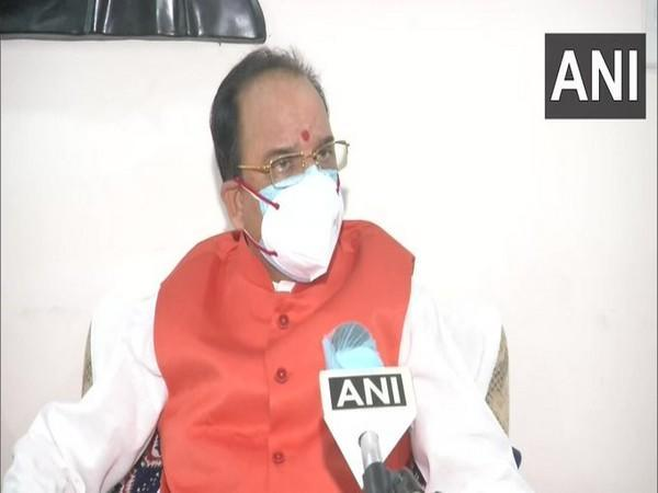 MoS for Tourism Ajay Bhatt in conversation with ANI. (Photo/ANI)
