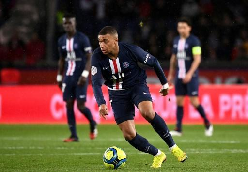 Paris Saint-Germain and Kylian Mbappe were well on their way to retaining the French title before Ligue 1 was suspended