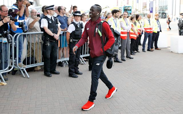 """Sadio Mane, the Liverpool striker, will have painted his hometown red whatever the outcome of the Champions League final on Saturday. Bambali, a small community in Senegal, will be swarming with the Liverpool jerseys Mane has dispatched direct from the club's training base at Melwood. Ever since football brought him wealth and fame, the 26-year-old has been sending donations home. He has done so with one stipulation; there should be no publicity. Ahead of the meeting with Real Madrid, he made an exception. """"I bought 300 Liverpool jerseys to send to the people in the village, so the fans can wear to watch the final,"""" he revealed. """"My family still live in the village and they are all going to be watching. Nobody in the village will work this day."""" Mane's is not the only town or city in Africa sure to be backing Liverpool. Aside from the club's vast global following, Mane believes the dashing style of Jurgen Klopp's side makes them the neutrals' favourites everywhere but Madrid and a few obvious corners of north-west England. European Cup final 2018 