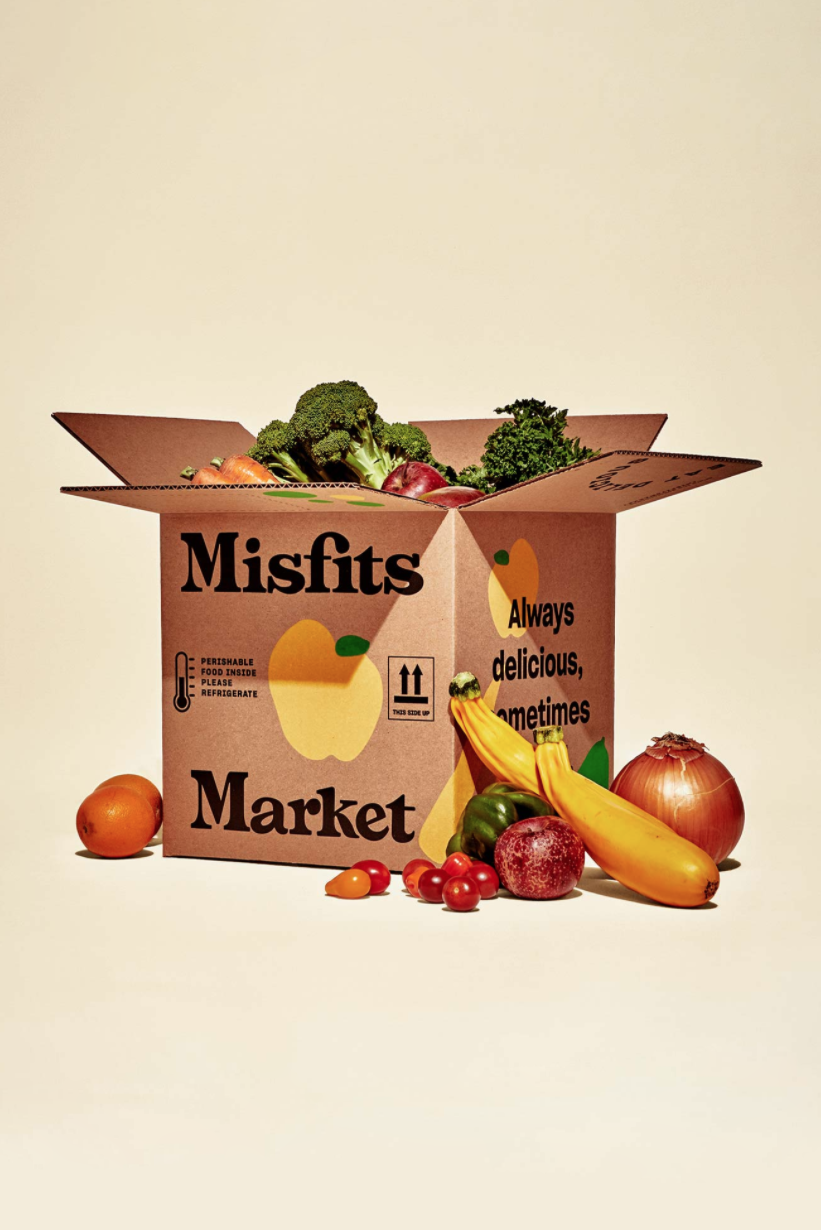 "<p><strong>Misfits Market</strong></p><p>misfitsmarket.com</p><p><strong>$22.00</strong></p><p><a href=""https://www.misfitsmarket.com/"" rel=""nofollow noopener"" target=""_blank"" data-ylk=""slk:Shop It"" class=""link rapid-noclick-resp"">Shop It</a></p><p>With a mission to bring fresh, affordable produce to a broader audience, Misfits Market will send her certified organic and non-GMO produce that might look a little ""funky"" but tastes <em>great</em> in all of her salads and smoothies.</p>"
