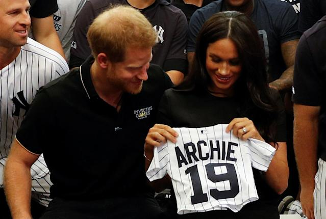 Harry and Meghan have delayed the launch of Archewell. (Getty Images)