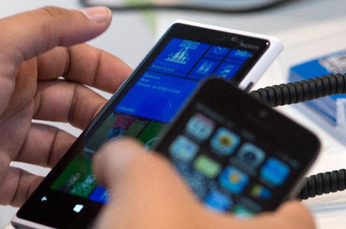 Nokia was the world's leading mobile phone maker from 1998 until 2011 when it bet on Microsoft's Windows mobile platform which proved to be a flop (AFP Photo/Fred Dufour)