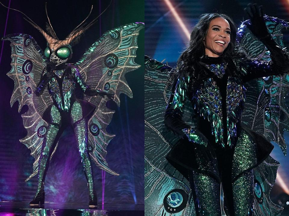 michelle williams masked singer