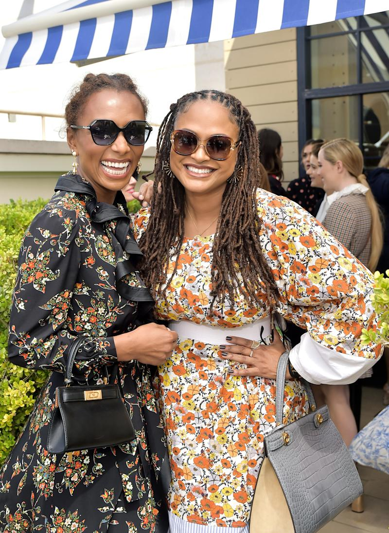 Janet Mock and Ava DuVernay.