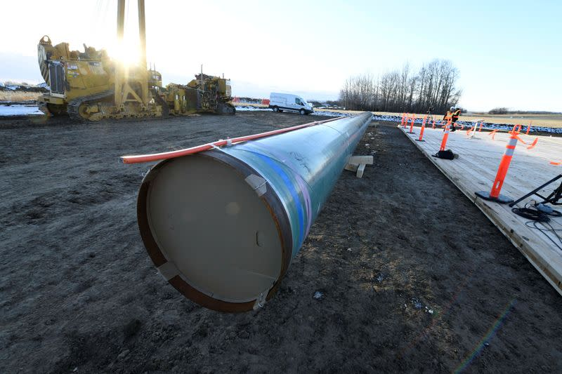 Canada's Trans Mountain pipeline restarts after oil spill