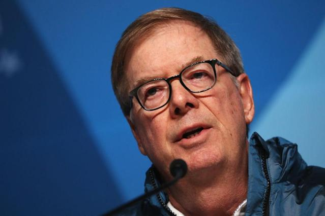 USOC chairman Larry Probst admitted officials waited too long to reach out to Larry Nassar's victims. (Getty)