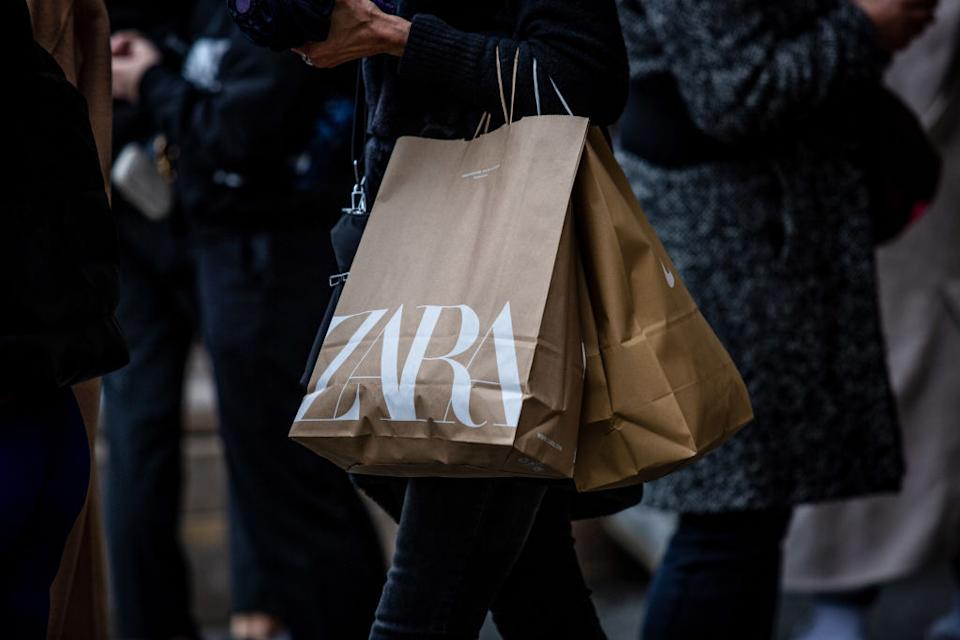 Customers are calling for Zara to be boycotted.