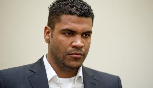 Breno did not reveal whether the fire had been started deliberately