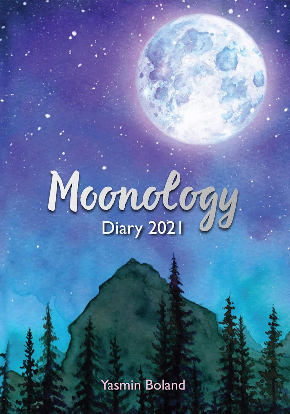 Moonology Diary 2021 (Photo via Happy Soul)