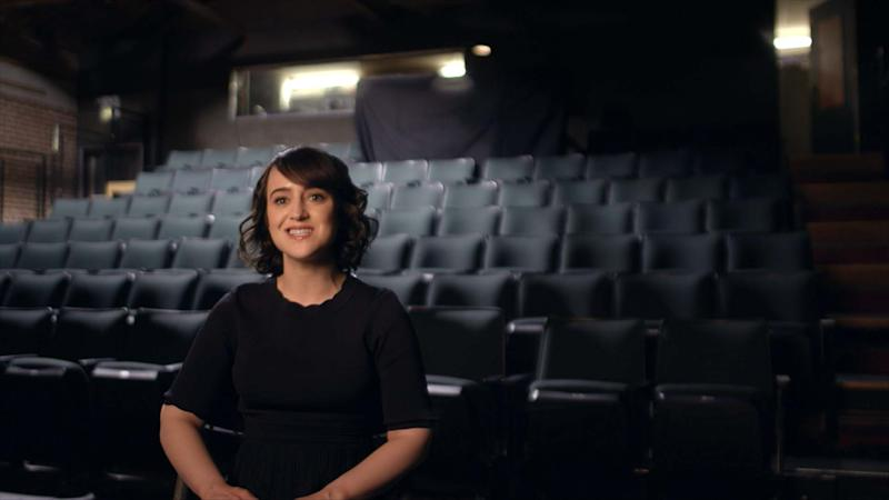 Mara Wilson in Showbiz Kids. (Sky)