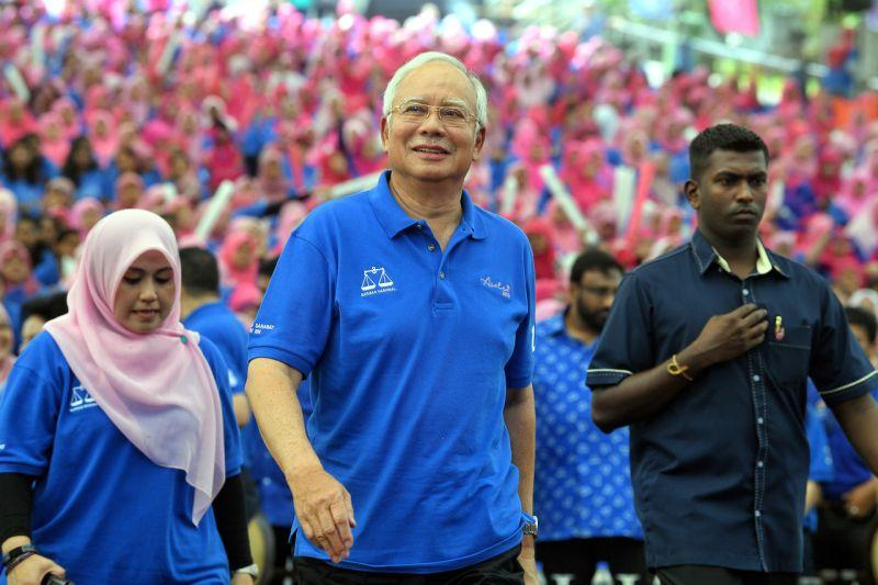 Najib: Trust current leadership to bring country forward