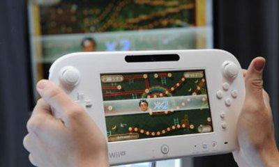 Nintendo Unveils Wii U As Sector Eyes Tablets