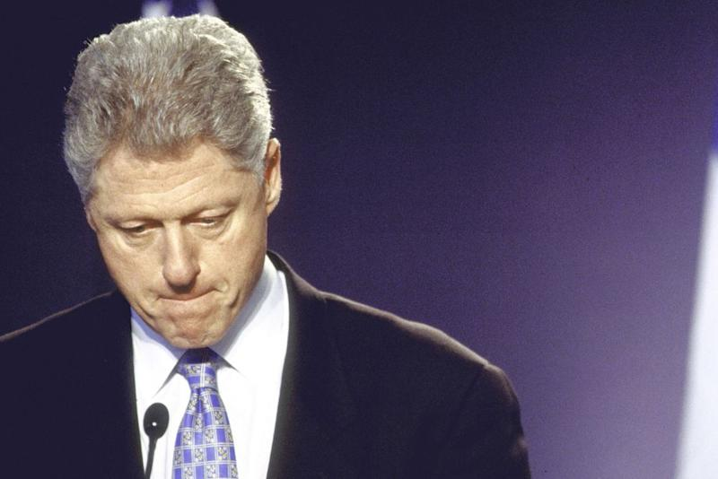 President Bill Clinton | Dirck Halstead/The LIFE Images Collection/Getty