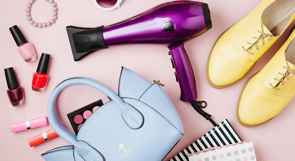 Going away? Aldi's affordable foldable travel hair dryer is one item you don't want to miss.  (Getty Images)