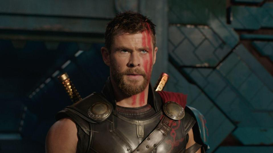 <p>Most of The Avengers have only gone on to nab three stand-alone films at most, but Chris Hemsworth is set to break the record with <em>Thor 4 </em>when it lands in theaters March 25, 2022. The project is set to bring back Natalie Portman in a leading role, and intro Christian Bale as the villain. Talk about a high-caliber cast! </p>