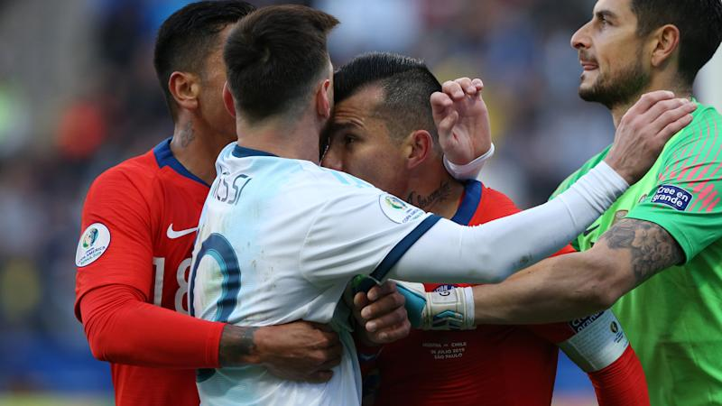 Argentina to face Chile in 2020 Copa America opener