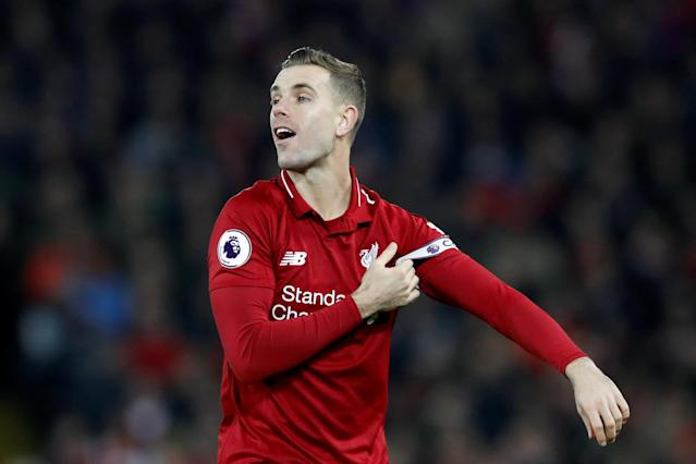 Liverpool captain Jordan Henderson asks doubters: 'Why would we lose confidence after Man City defeat?'