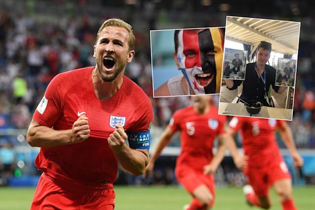 World Cup Diary - Day Six: Where are all the Belgians and England drama raises hopes