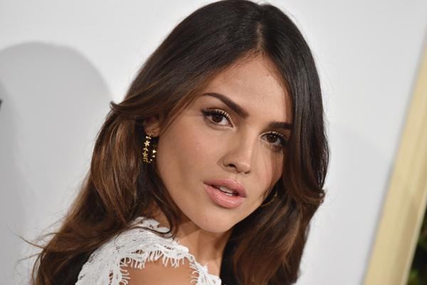 Eiza Gonzalez rocked the red carpet in a print featuring one of our favorite Disney characters