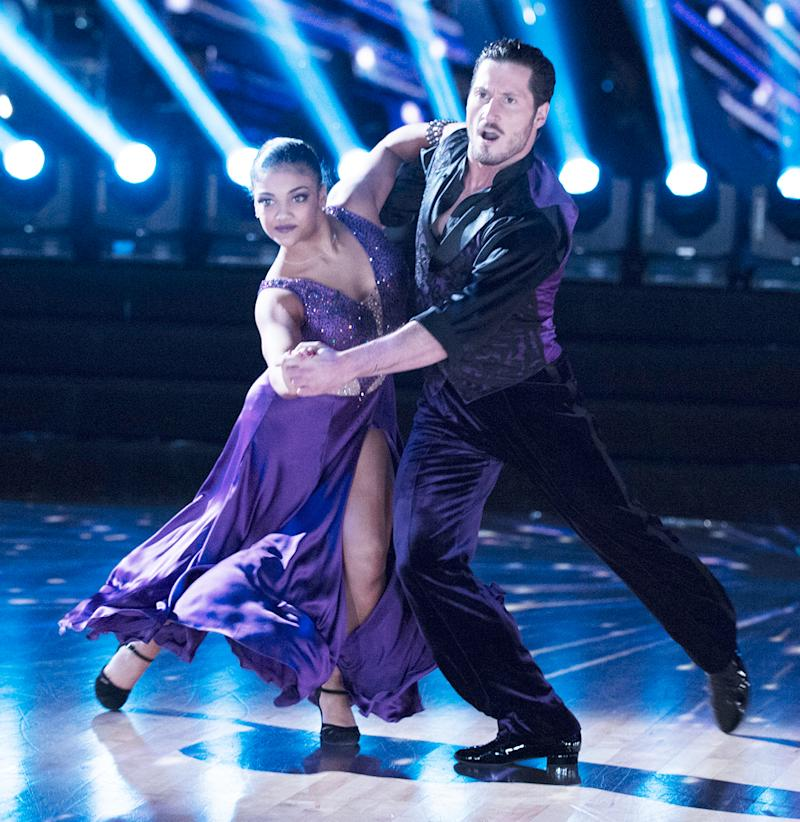Laurie Hernandez: 'I'm Not Ready to Say Goodbye' to Dancing With the Stars