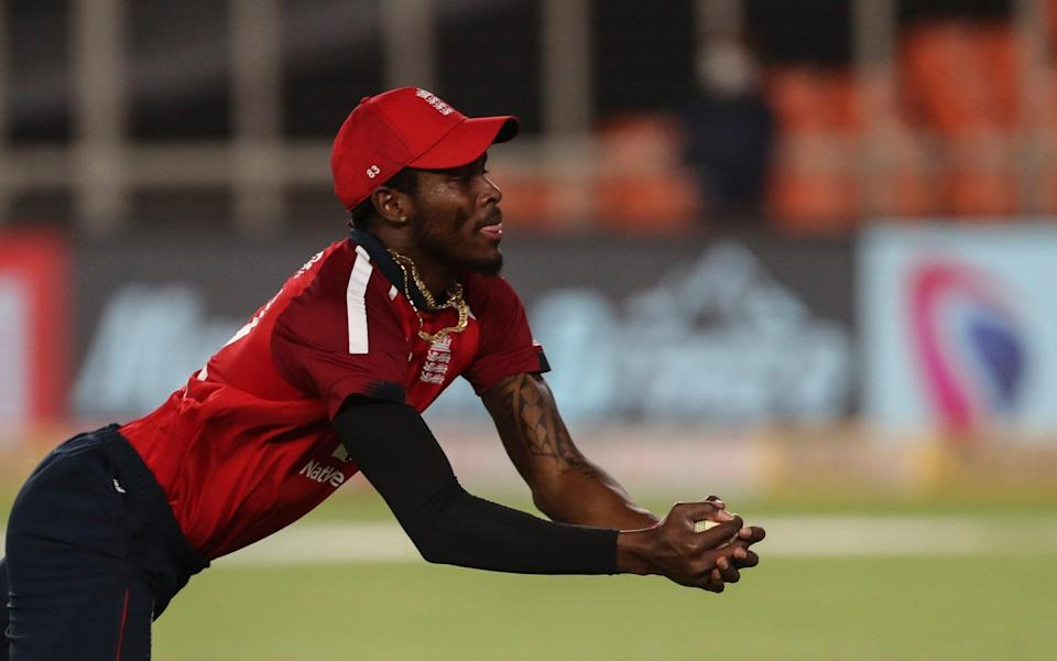 Jofra Archer ruled out of Ashes as England bowler will miss rest of the year with new elbow fracture - Aijaz Rahi /AP