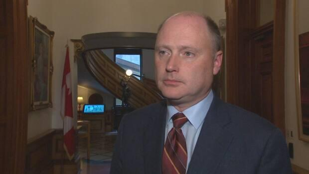 Minister of Post-Secondary Education, Training and Labour Trevor Holder says the government accepts that systemic racism in New Brunswick needs to be addressed.