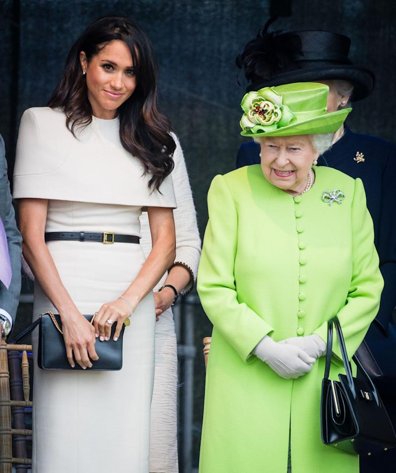 Meghan Markle and Queen aren't friends, expert claims