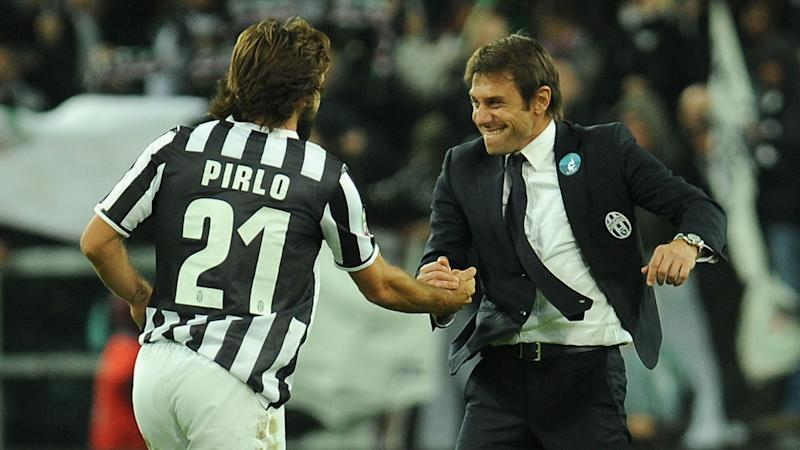 Pirlo: I want my Juventus side to be like Conte's teams