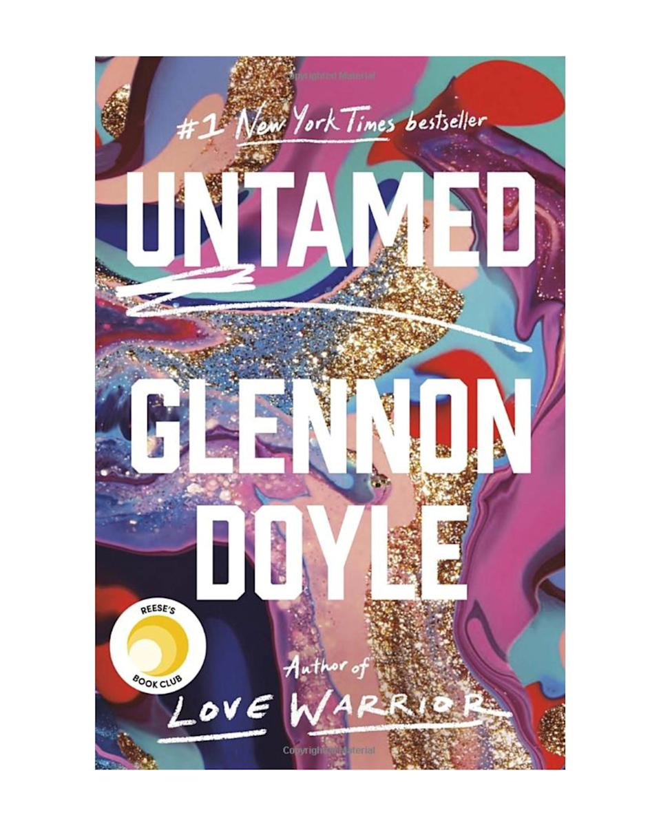 """<p><strong>Glennon Doyle</strong></p><p>amazon.com</p><p><strong>$16.80</strong></p><p><a href=""""https://www.amazon.com/dp/1984801252?tag=syn-yahoo-20&ascsubtag=%5Bartid%7C10049.g.32868849%5Bsrc%7Cyahoo-us"""" rel=""""nofollow noopener"""" target=""""_blank"""" data-ylk=""""slk:Shop Now"""" class=""""link rapid-noclick-resp"""">Shop Now</a></p><p>Reading this book should be on every woman's to-do list, but it's especially a perfect gift for the powerful teachers who spend everyday motivating students.</p>"""