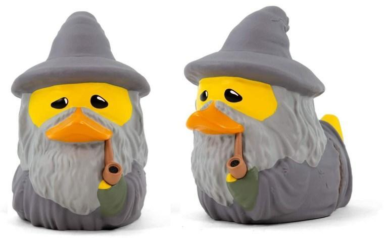 LORD OF THE RINGS Rubber Duckies Bring Middle-Earth to Your Tub_3