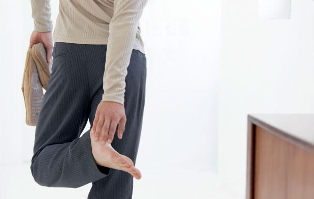 Sensory peripheral neuropathy is one of the commonest nerve disorders (Think Stock Photo)