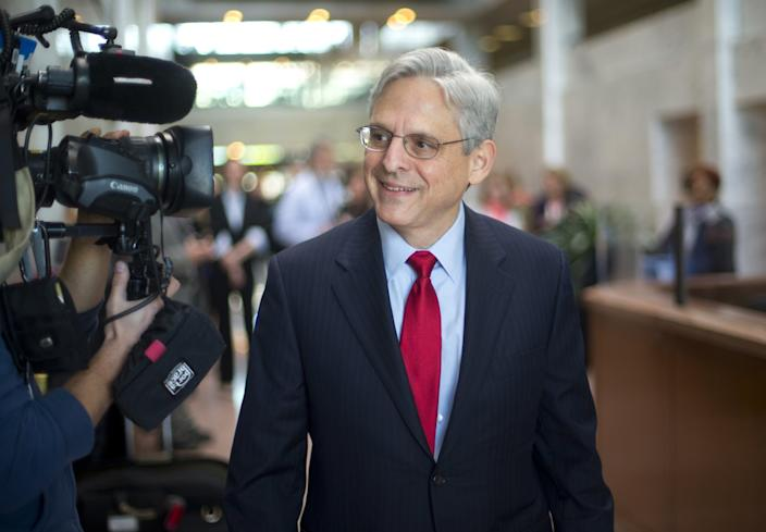 Judge Merrick Garland