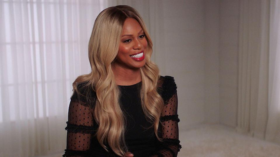 """<p>Laverne Cox, MJ Rodriguez, and more leading trans thinkers and stars appear in this eye-opening documentary about transgender depictions in film and television in everything from <em>Boys Don't Cry</em> to <em>Pose.</em> </p> <p><a href=""""https://www.netflix.com/title/81284247"""" rel=""""nofollow noopener"""" target=""""_blank"""" data-ylk=""""slk:Available to stream on Netflix."""" class=""""link rapid-noclick-resp""""><em>Available to stream on Netflix.</em></a> </p>"""